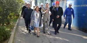 Posjet vojnog izaslanstva i francuskih veleposlanika u Republici Hrvatskoj
