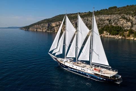 3-mast schooner