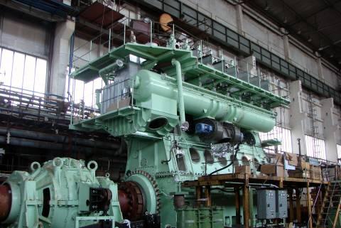 Proizvodnja dizel i LNG motora