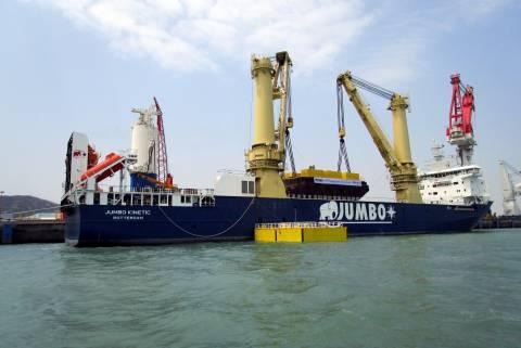 Brod za prijevoz teških tereta