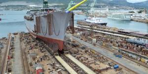 Brodosplit porinuo najveći jedrenjak na svijetu