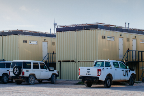 Residential and industrial containers