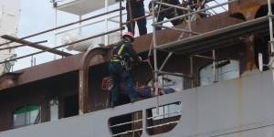 U Brodosplitu održana opća vježba provjere mjera i postupaka iz plana sigurnosne zaštite luke