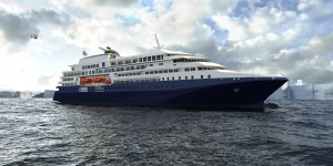 Brodosplit contracted for groundbreaking Expedition ship