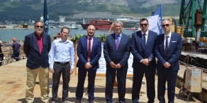 Brodosplit launches Polar Expedition Cruise Vessel for polar region