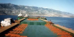 Obilježena 25. obljetnica izgradnje pontonskog mosta u Novskom ždrilu