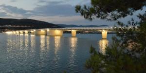 Novi most za Čiovo otvoren za promet