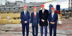 Korejski veleposlanik posjetio Brodosplit