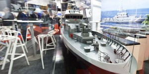Brodosplit na Međunarodnoj izložbi proizvođača naoružanja i vojne opreme