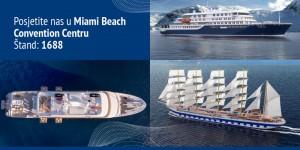 Brodosplit i DIV Cruises na Sea Cruise sajmu u Miamiju