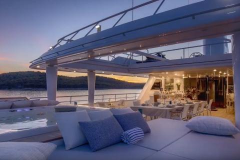 Luxury Motor Yacht 'Katina'