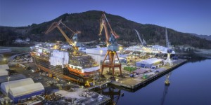 Croatian DIV Group in process to take-over Kleven Verft