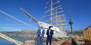 Indian Ambassador visits Brodosplit