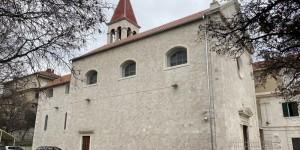 Brodosplit pomogao obnovu dotrajalog krovišta i crkve Gospe od Pojišana