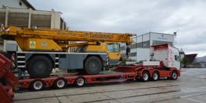 DIV Grupa iz Brodosplita šalje 30 tonsku dizalicu na pogođeno područje