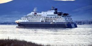 "Hull 487 ""Ultramarine"" – Maiden voyage and dry-docking"
