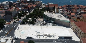 Poljana, Šibenik – Canopy construction