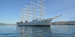 Najveći jedrenjak s križnim jedrima na svijetu izgrađen je u Brodosplitu