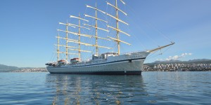 The largest clipper in the world built in Brodosplit
