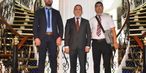 Veleposlanik Alžira ponovno posjetio Brodosplit