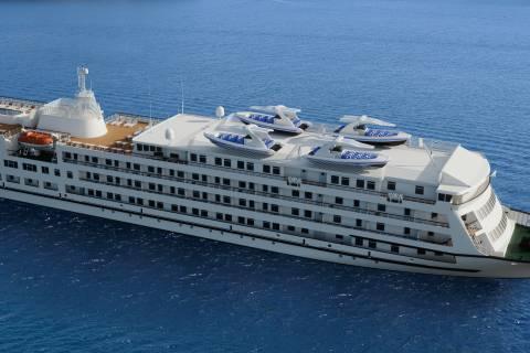 Dužobalni brod za krstarenja