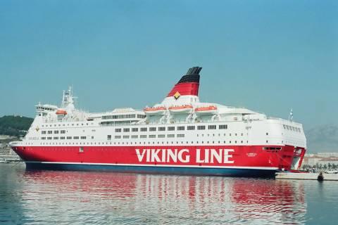 Brod za prijevoz putnika i automobila
