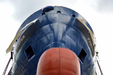 Brodovi za prijevoz teških tereta