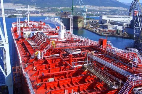 Panamax tankeri