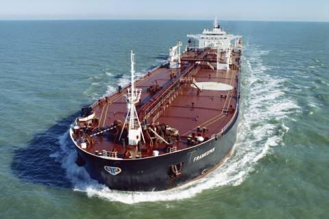 Aframax tankeri