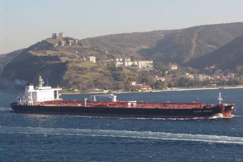 Suezmax tankeri