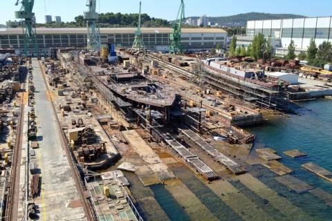 Izradnja jedrenjaka